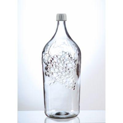 Бутыль (бутылка винная) 2 л Виноград Украина