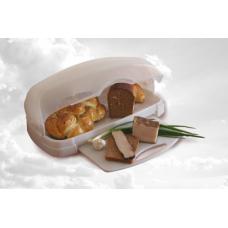 Хлебница с кухонной доской ТМ Консенсус