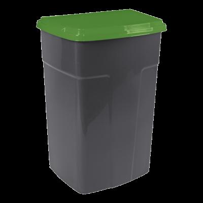 Бак мусорный 90 л Алеана 122062