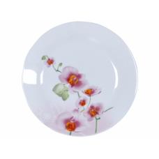 Тарелка 23 см Орхидея SnT 3081-03