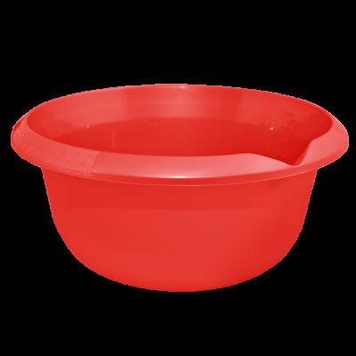 Миска 1,75 л (красный) Алеана 167005
