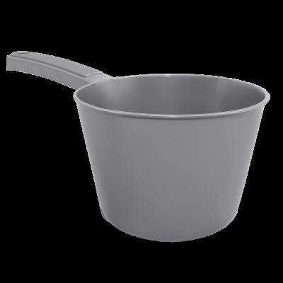 Ковшик с носиком 1 л (серый) Алеана 122091