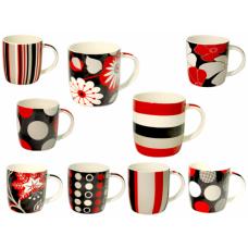 """Чашка """"Красное и Черное"""" 2183"""