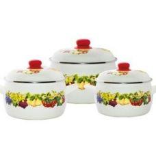 Набор посуды Metrot Фруктовый сад 2261
