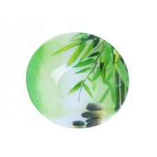 Салатник 22 см Зеленый бамбук SnT 310