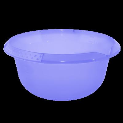 Миска 1,75 л (фиолетовый прозрачный) Алеана 167005