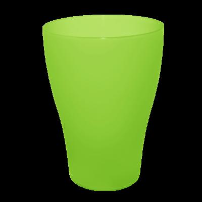 Набор стаканов 0,25 л 6 шт (салатовый прозрачный) Алеана 167206
