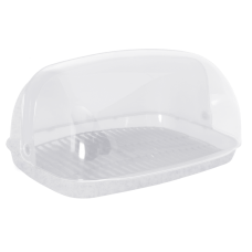 Хлебница 36*27*18 см (белый флок) Алеана 167081