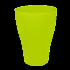 Набор стаканов 0,25 л 3 шт (оливковый) Алеана 168036