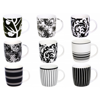 """Чашка """"Белое и Черное"""" 2183"""