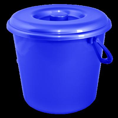 Ведро 18 л без крышки (синий) Алеана 122018