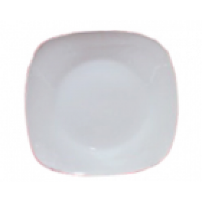 Тарелка квадратная 20 см Хорека SnT 13606