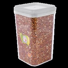 Емкость для сыпучих продуктов 1,3 л (прозрачный) Алеана 168025