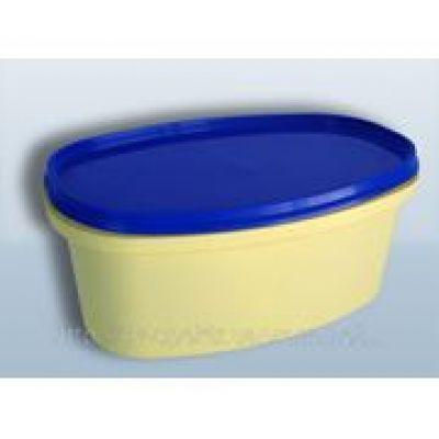 Набор контейнеров для пищевых продуктов 0,5л 0,9л 1,9л овальные Консенсус