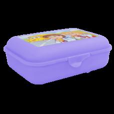 Бутербродница Ланч (фиолетовый прозрачный) Алеана 167400