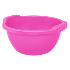 Таз круглый 15 л (темно-розовый) Алеана 121054