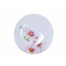 Тарелка 17,5 см Орхидея SnT 3020-03