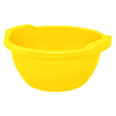 Таз круглый 3 л (жёлтый) Алеана 121051