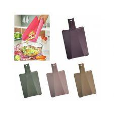 Доска разделочная кухонная складная, пластиковая, ТМ Lux