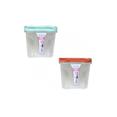Емкость для сыпучих, пластиковая Major, ТМ Lux