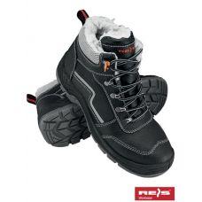 Ботинки защитные зимние рабочие утепленные (спецобувь зимняя) Reis BRYETI