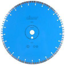 Круг алмазный отрезной DISTAR 1A1RSS/C3-W 600х4,5/3,5х25,4-11,5-42-ARPS 40х4,5х10+2 R290 Meteor (12385055034)