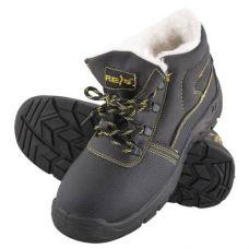 Ботинки защитные зимние рабочие утепленные (спецобувь зимняя) Reis BRYES-TO-OB