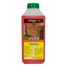 Антисептик для деревянных конструкций невымываемый Страж-11 (раствор)