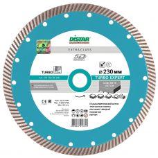 Круг алмазный отрезной DISTAR Expert Turbo 230 x 22.22 (10115127017)