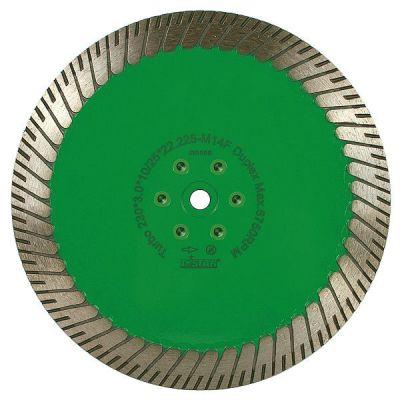 Круг алмазный отрезной DISTAR Turbo Duplex 230x22.2-M14F (10117126017)
