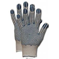 Перчатки Комплект с ПВХ ЭКОНОМ усиленные 722