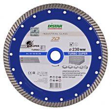 Круг алмазный отрезной DISTAR Super Turbo 232 x 22.22 (10115085018)