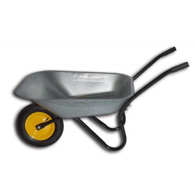 Тачка садовая одноколесная 70 л 130 кг BudMonster 01-009