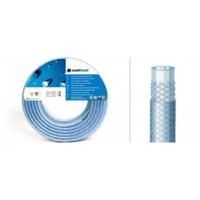 Многоцелевой aрмированный шланг 10,0 x 3,0 мм 25 м Cellfast 20-115