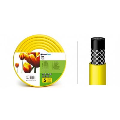 Шланг для полива Cellfast PLUS 1/2 25 м 10-200