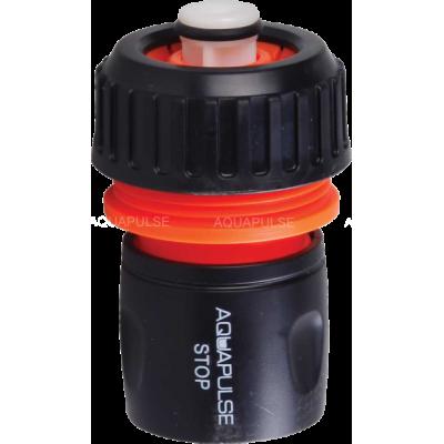 """Коннектор с аквастопом для шланга 3/4"""" Aquapulse AP 1005"""