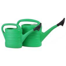 Лейка для полива пластмассовая 10 л Лемира