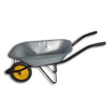 Тачка садовая одноколесная 80 л 180 кг BudMonster 01-030
