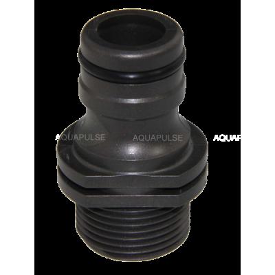 """Адаптер Maxi с наружной резьбой 3/4"""" Aquapulse AP 1116"""