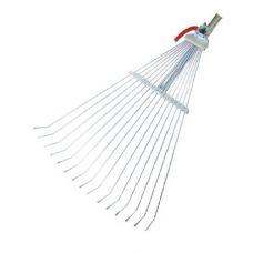 Грабли веерные металлические INTERTOOL FT-3004
