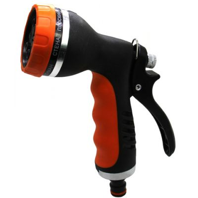 Пистолет 8-ми функциональный металлический Aquapulse AP 2011