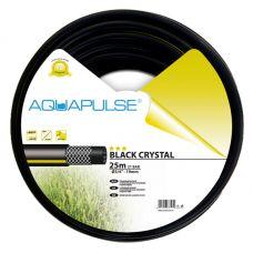 Шланг для полива (поливочный шланг) Black Crystal 3/4 Aquapulse