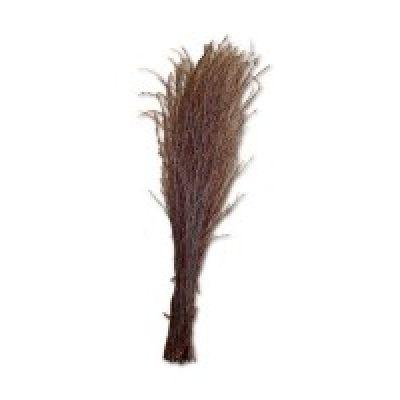 Метла с березовых прутьев
