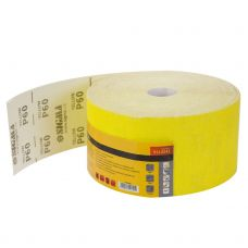 Шлифовальная бумага, рулон 115ммх50м P60 Sigma 9114241