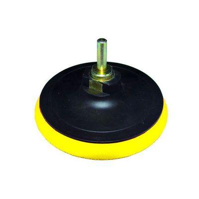 Диск шлифовальный резиновый с липучкой мягкий Ø125 мм Sigma 9182151