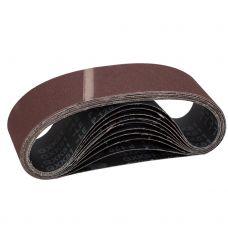 Ремень абразивный (бесконечная шлифовальная лента) 75х533 мм P80 (10 шт) Sigma 9152081