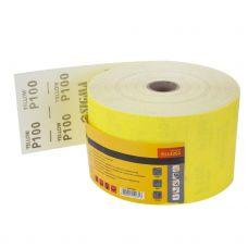 Шлифовальная бумага, рулон 115ммх50м P100 Sigma 9114261