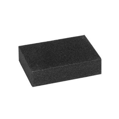 Губка шлифовальная среднезернистая 100х70х25 мм (Р80/Р100) Sigma 9130021
