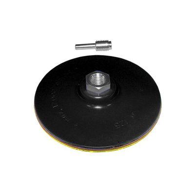 Диск шлифовальный резиновый с липучкой (жесткий) Ø125 мм Sigma 9181151