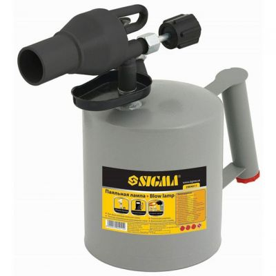 Паяльная лампа тип Украина 2,0 л Sigma 2904031
